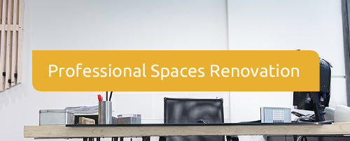 Professional Spaces Renovation