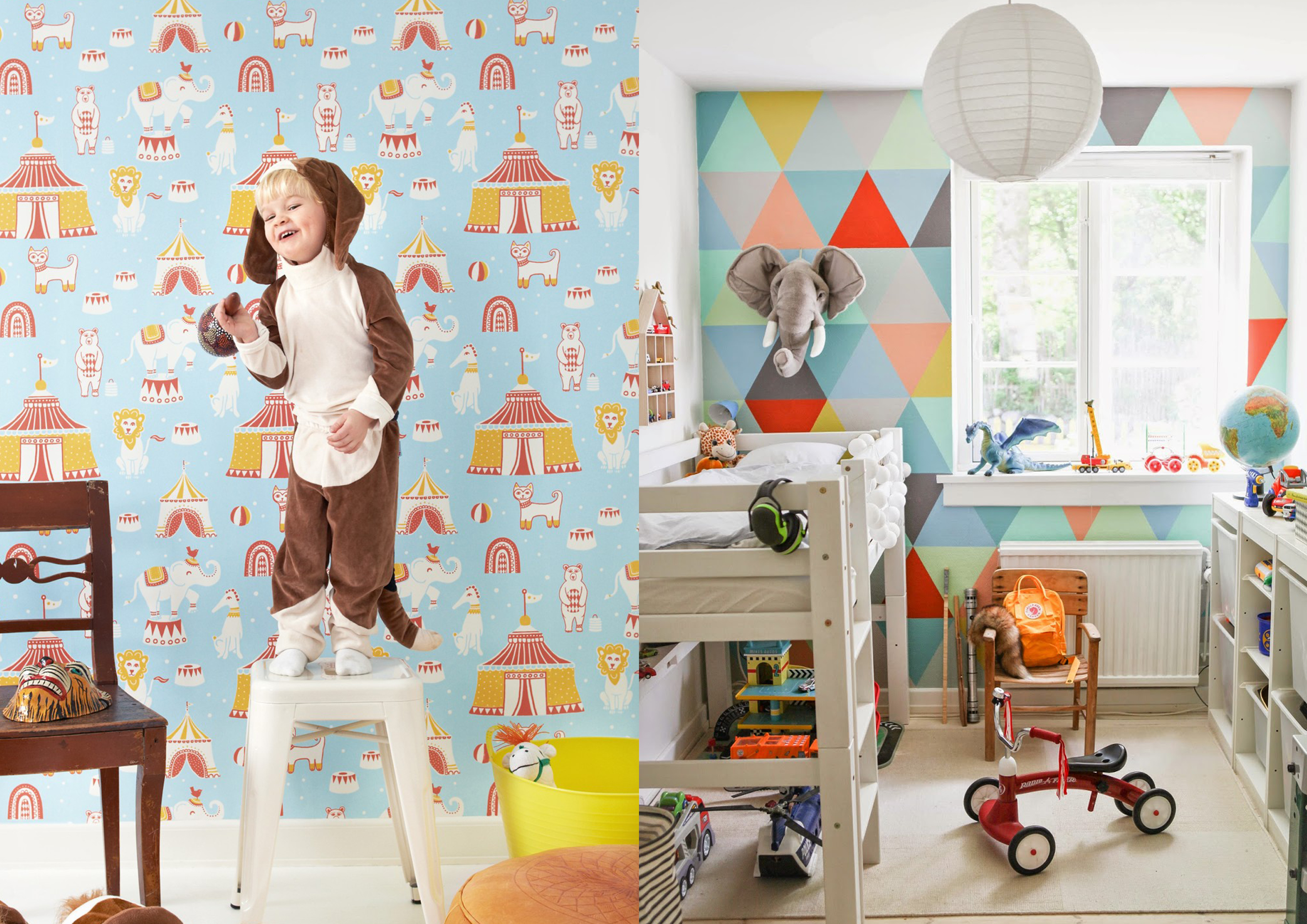 6 Steps To Decorate Kids Room Becode # Muebles Kutikai